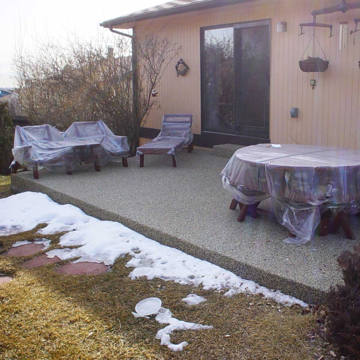 Epoxy Flooring For Patio: Kreative Concrete Resurfacing Epoxy And Stone In Colorado