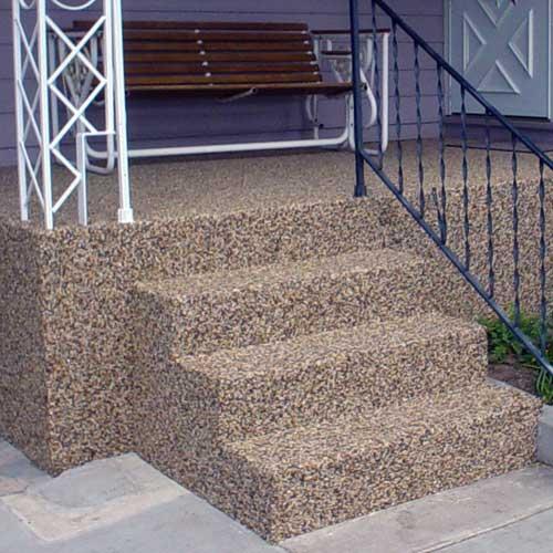Kreative Concrete Resurfacing Epoxy And Stone In Colorado